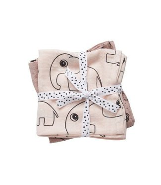 Done by Dear Done by Dear Swaddle, 2-pack Contour Powder 120x120
