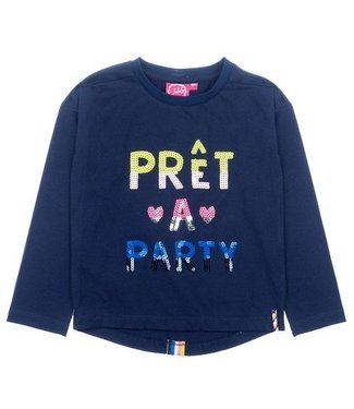 Jubel Jubel Pret-A-Party crop top marine