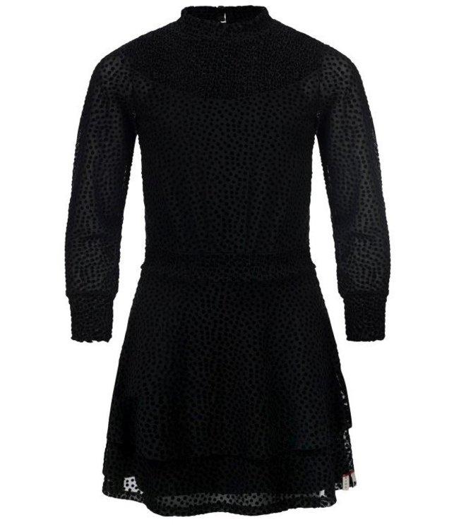 LOOXS LOOXS 10sixteen jurk black