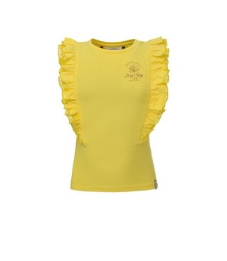 LOOXS Looxs for girls shirtje yellow