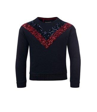 LOOXS Looxs Girls sweater marine