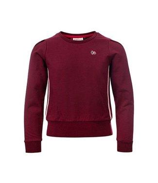 LOOXS Looxs Girls sweater burgundy