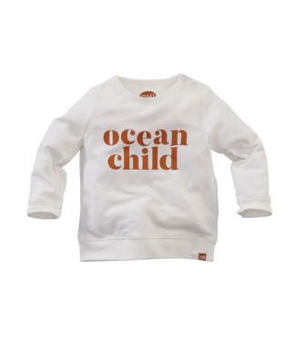 Z8 Z8 Newborn Oriole - Coconut milk shirtje
