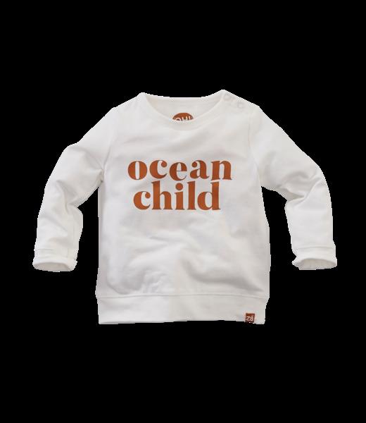 Z8 Newborn Oriole - Coconut milk shirtje