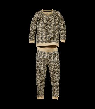 Quapi Quapi Pyjama Puck AOP sand waves