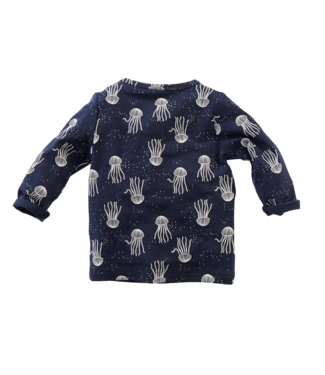 Z8 Z8 Newborn Catalpa - Bright night/AOP shirtje