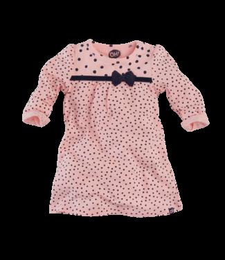 Z8 Z8 newborn NOOS Nella jurkje soft pink
