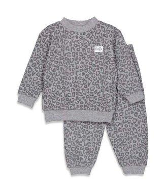 Feetje Feetje pyjama Fashion Edition antraciet 305.535