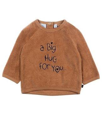 Feetje Feetje Better Together sweater camel 516.01570