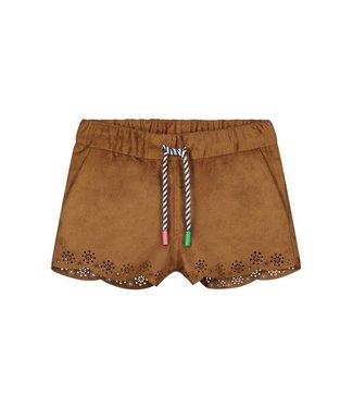 Quapi Quapi Aukje short brown