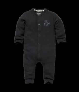 Quapi Quapi Newborn Jongens Zilias pakje dark grey