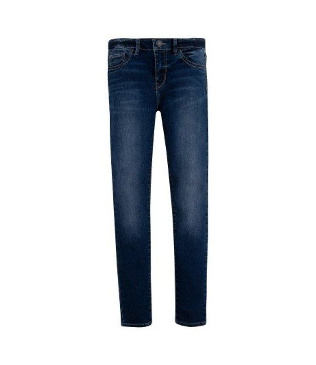 Levi's Levi's girls jeans 710 super skinny 2702-d5k