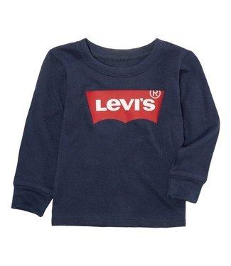 Levi's Levi's baby boy longsleeve blue 8646-U09