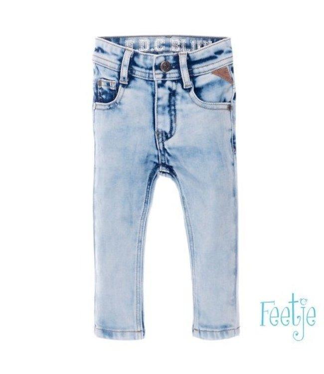 Feetje Feetje NOS boys light blue denim slim fit 522.01273