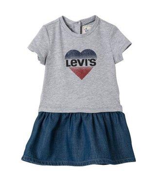 Levi's Levi's baby girls jurkje grey NN30504