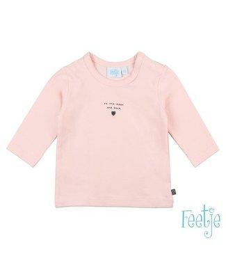 Feetje Feetje NOS dots longsleeve roze 516.01483
