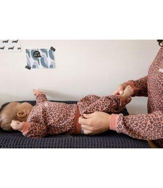 Feetje Feetje pyjama Fashion Edition Terra pink 305.535