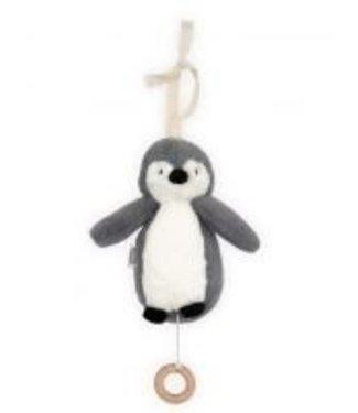 Jollein Jollein Muziekhanger Pinguin storm grey 043-001-65369