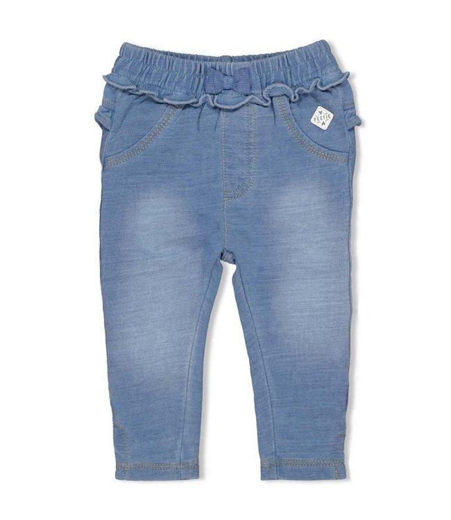 Feetje Feetje Broek - Summer Denims Blauw 52201652