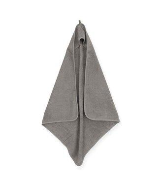 Jollein Jollein Badcape badstof 75x75cm storm grey
