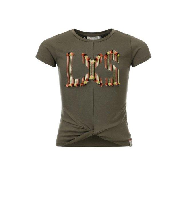 LOOXS 10Sixteen T-shirt forrest 2111-5418-36