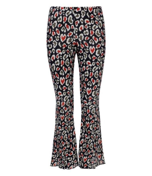 LOOXS 10Sixteen crinkle Flare pants FANCY BEAST AO  2111-5615-625
