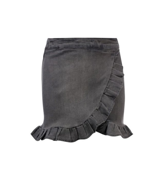 LOOXS 10Sixteen Jeans skirt soft grey 2111-5739-735