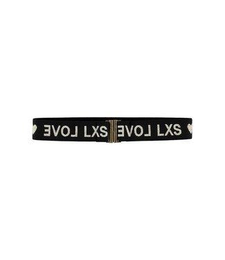 LOOXS 10Sixteen (5x) elastic belt black 2111-5940-09