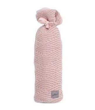 Jollein Jollein kruikenzak river knit pale pink