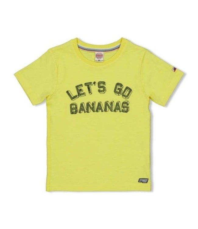 Sturdy T-shirt Let's Go - Playground 71700307