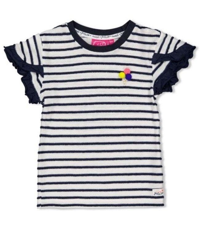 Jubel jubel T-shirt streep - Sweet Gelato 91700288