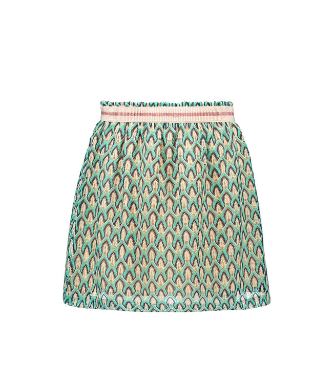 Like Flo Flo girls fancy lace skirt F102-5751