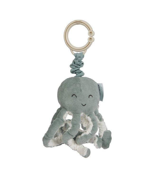 Little Dutch Little Dutch Trilfiguur Octopus Ocean mint