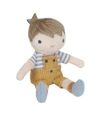 Little Dutch Little Dutch Knuffelpop Jim - 10 cm