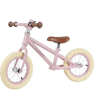 Little Dutch Little Dutch Loopfiets roze