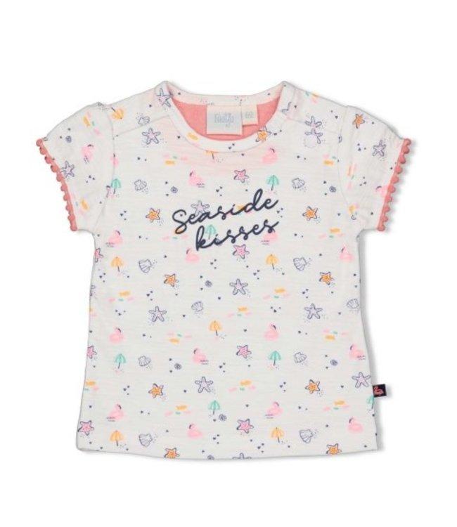 Feetje Feetje T-shirt AOP - Seaside Kisses 51700603