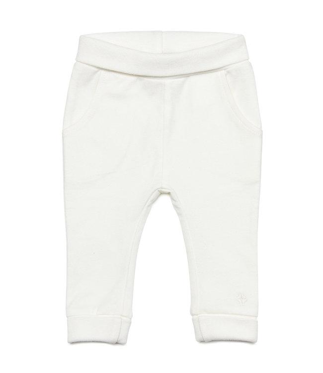 Noppies Noppies NOS U jersey pants  humpie snow white