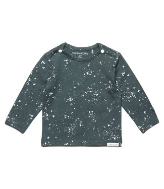 Noppies Noppies NOS U shirt Gale dark slate