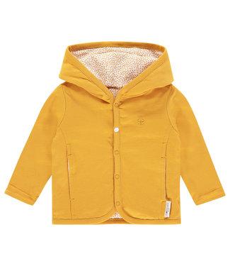 Noppies Noppies NOS cardigan reversable yellow