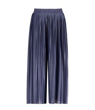 B.Nosy Girls pants with fancy single layer rib, plissé Y102-5622