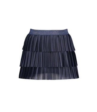 B.Nosy Girls 3 layer plissé skirt Y102-5721
