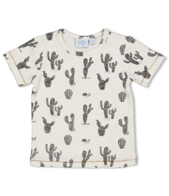 Feetje Feetje T-shirt AOP - Looking Sharp 51700614