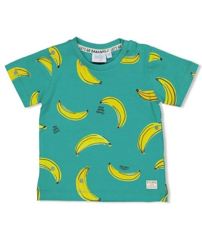 Feetje Feetje T-shirt AOP - Playground 51700634