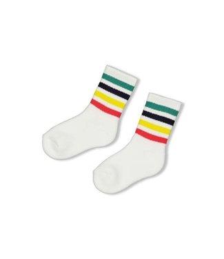 Feetje Feetje Sok wit - Playground 50400146