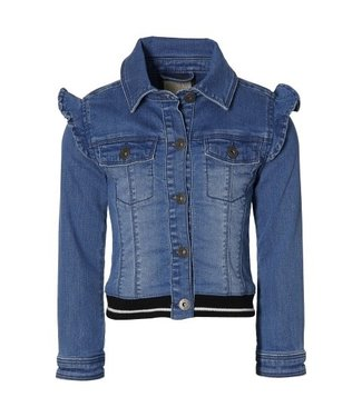 Quapi Quapi Girls FIEKE S212 DENIM BLUE