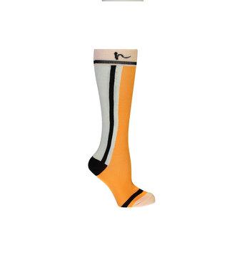 NoNo Nono Rose long sock N102-5904