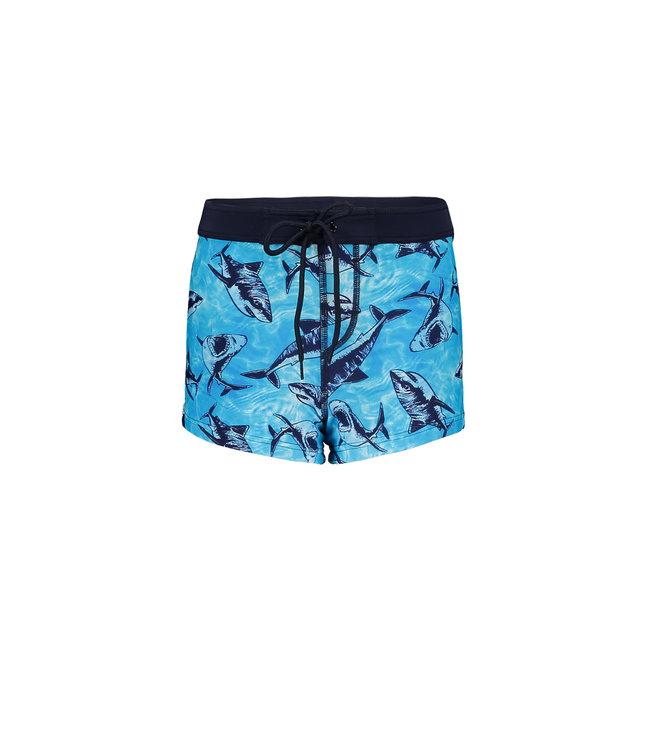 Just Beach Boys swimshort J102-6020 193 Tropical shark