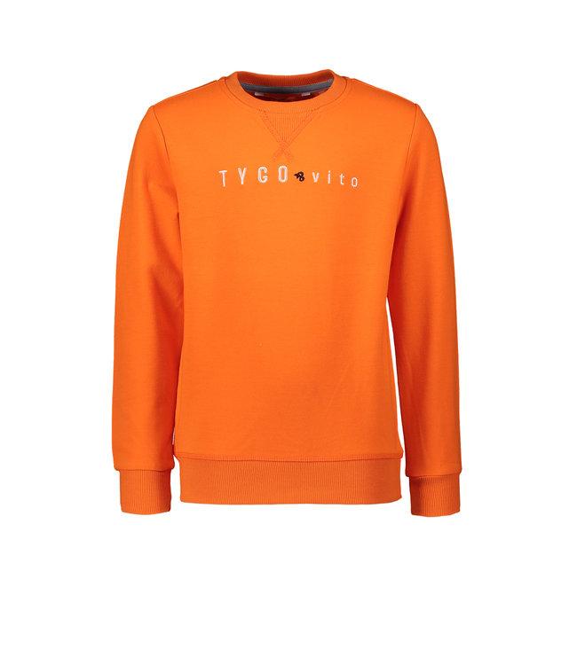 Tygo & Vito T&v sweater TYGO & vito embro shocking orange X102-6320 565