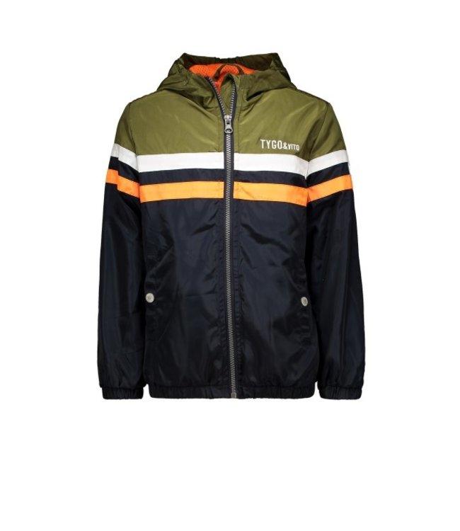Tygo & Vito T&v jacket colour block X102-6202