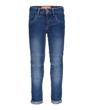 Tygo & Vito T&v skinny stretch jeans kneepatches m.used X102-6626 802